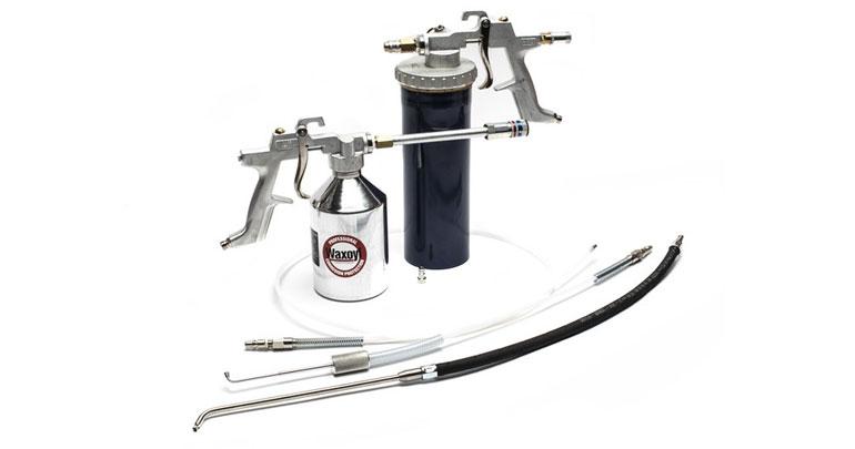 2 Gun Starter Kit with 3 Wands